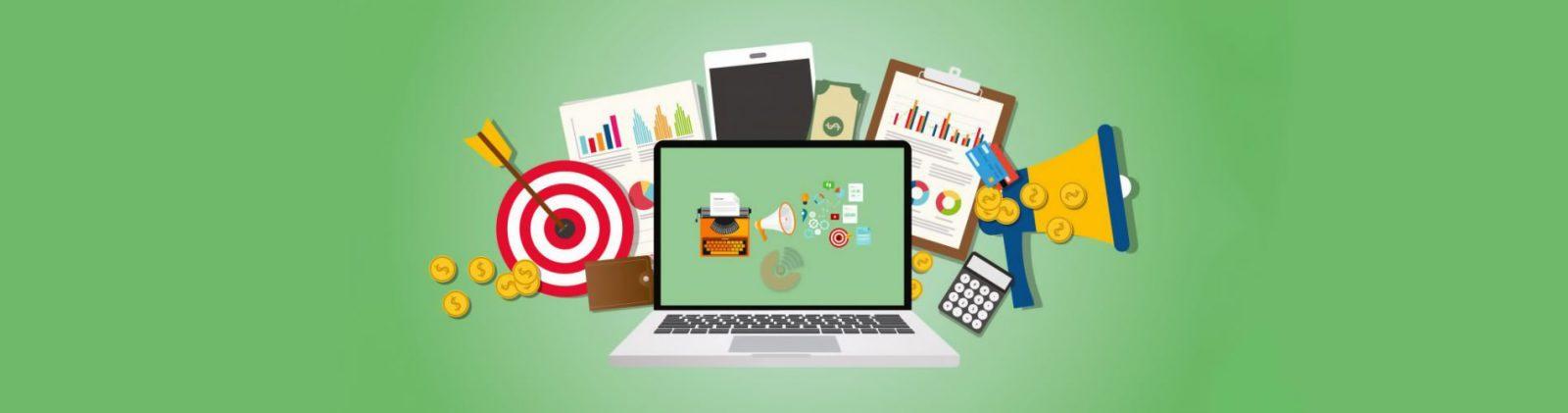 بازاریابی و فروش در فضای مجازی